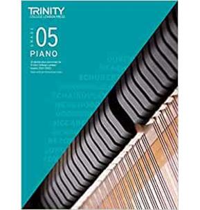 Trinity Piano Exam Pieces and Exercises 2021-2023 - Grade 5