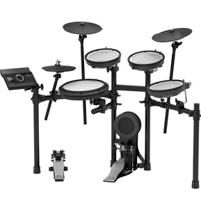Roland TD17 All Mesh Drum Kit EXCLUDING Stool,  Sticks and Bass Drum Pedal