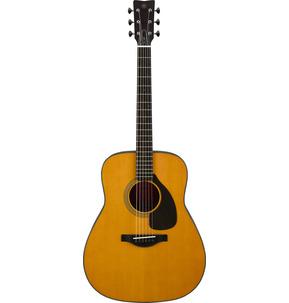 Yamaha FG5 Acoustic Guitar - Natural
