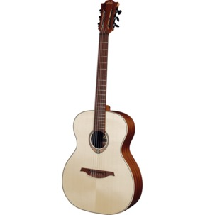 Lag Tramontane Nylon 70 TN70A Auditorium Classical Guitar