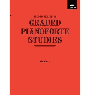 Graded Pianoforte Studies, Second Series, Grade 1