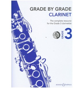 Grade By Grade for Clarinet (Boosey & Hawkes) Grade 3