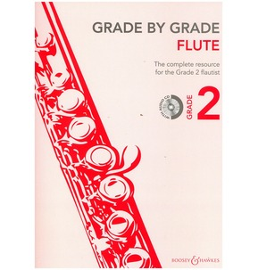 Grade By Grade for Flute (Boosey & Hawkes) Grade 2