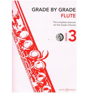 Grade By Grade for Flute (Boosey & Hawkes) Grade 3