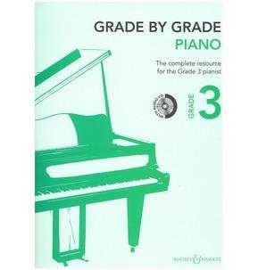 Grade by Grade for Piano (Boosey & Hawkes) Grade 3