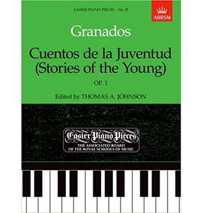 Granados: Stories of the Young Op.1
