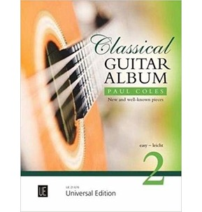 Classical Guitar Album - Book 2