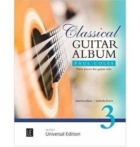 Classical Guitar Album - Book 3