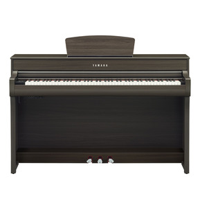 Yamaha CLP735 Digital Piano - Dark Walnut