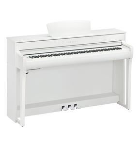 Yamaha CLP735 Digital Piano - White