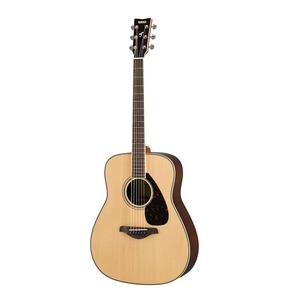 Yamaha FG830 Acoustic Guitar - Natural