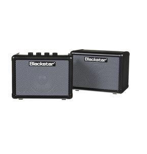 Blackstar FLY Mini Black 2x3 Bass Guitar Amplifier Combo Stereo Pack