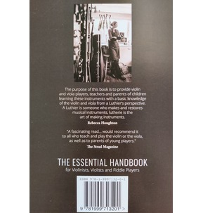 The Essential Handbook For Violinists, Violists & Fiddle Players (Houghton)