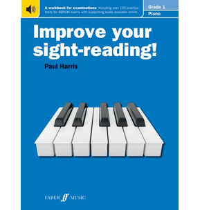 Paul Harris: Improve Your Sight-Reading! For Piano (New Edition) - Various Grades