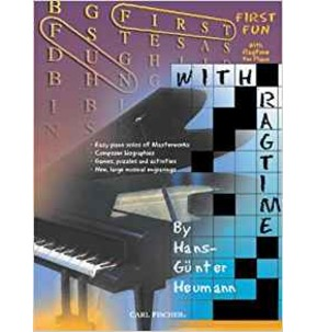 HALF PRICE - First Fun with Ragtime