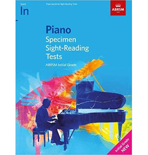 ABRSM Specimen Piano Sight-Reading Tests Initial Grade