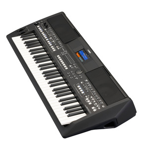 Yamaha PSR-SX600 61 Key Portable Keyboard Including Mains Adaptor