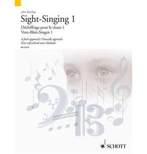 Sight-Singing 1 Vol. 1 - John Kember