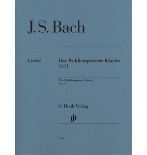 J.S. Bach - The Well-Tempered Clavier Part 1