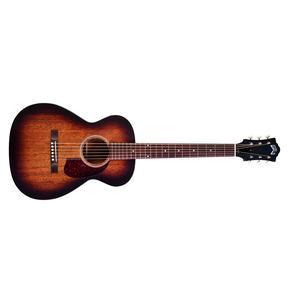 Guild USA M-20 Concert Vintage Sunburst All Solid Acoustic Guitar & Case