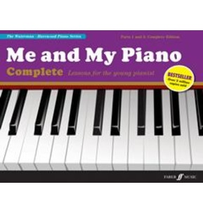 Me and My Piano Complete