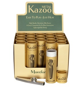 Montford Metal Kazoo