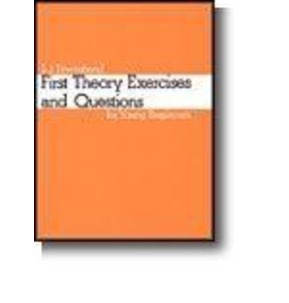 Theory Exercises and Questions - Townsend