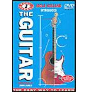 Music Makers Guitar DVD