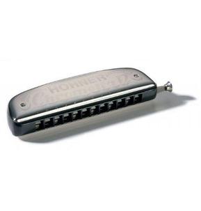 Hohner Chrometta Series Chromatic Harmonica