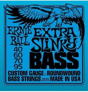 Ernie Ball Bass Extra Slinky