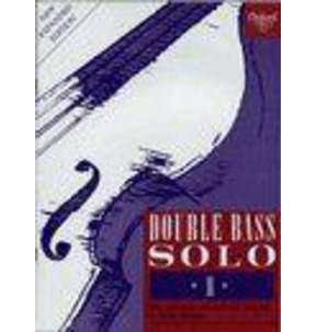 Double Bass Solos - Volume 1