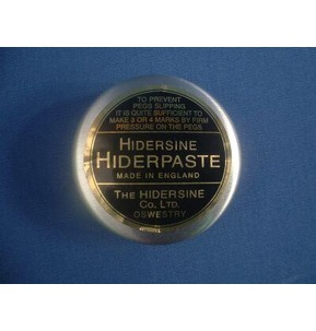 Hiderpaste Peg Paste - To Prevent Violin Tuning Pegs Slipping