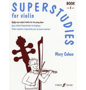 Superstudies For Violin - Cohen
