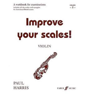 Improve Your Scales - Violin Grade 1