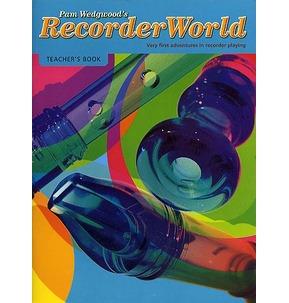 Recorder World - Pam Wedgwood Teacher's Book