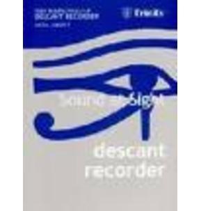 TC Sound At Sight Initial Grade 5 Descant Recorder