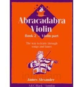 Abracadabra Violin Third Edition