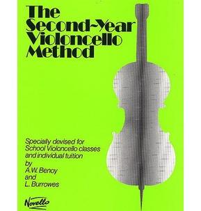 Violoncello Method - Benoy