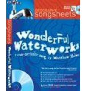 Wonderful Waterworks - Geography Songsheet - Sale