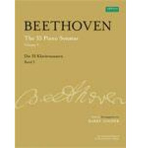 Beethoven Sonatas Edited by Cooper ABRSM - Book/CD - SALE