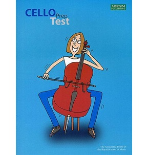 Cello Prep Test 2009+ ABRSM