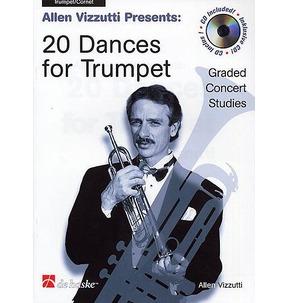 20 Dances For Trumpet - Allen Vizzutti