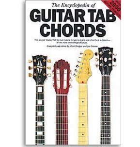 Encyclopedia of Guitar TAB Chords