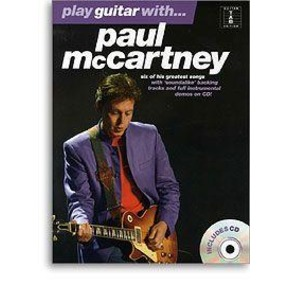 Play Guitar With Paul McCartney