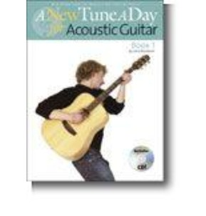 A New Tune A Day For Acoustic Guitar - Book 1 - Book/CD