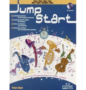 Jumpstart - Flute - Book/CD