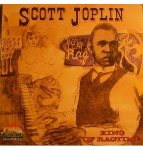 REDUCED! New Rag Scott Joplin 4 Clarinets