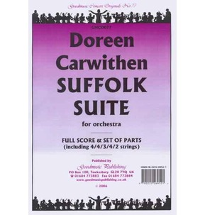 REDUCED PRICE - Carwithen - Suffolk Suite - Orchestra