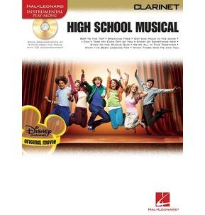 High School Musical - Clarinet - Book/CD