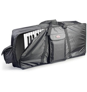 Stagg Black 10mm Padded Keyboard Bags - Various Sizes